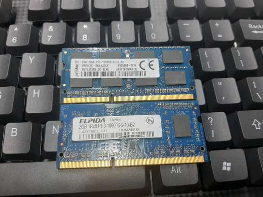 2gb ram ddr3  for laptop image 1