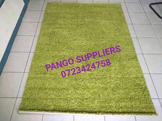 Turkish shaggy carpets(6'9) image 6