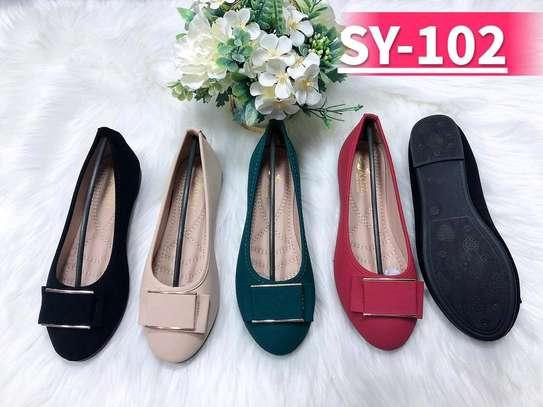 Fancy lady flat shoes image 1