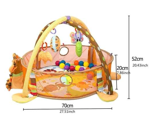 Baby play mat image 2