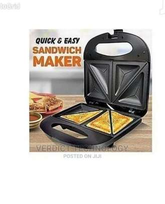 Quick and Easy Sandwich Maker image 1