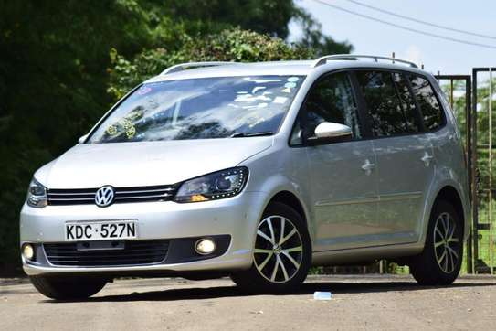 VW Touran 2014 1400cc image 3
