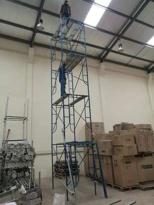 Scaffolding ladders For Sale image 3