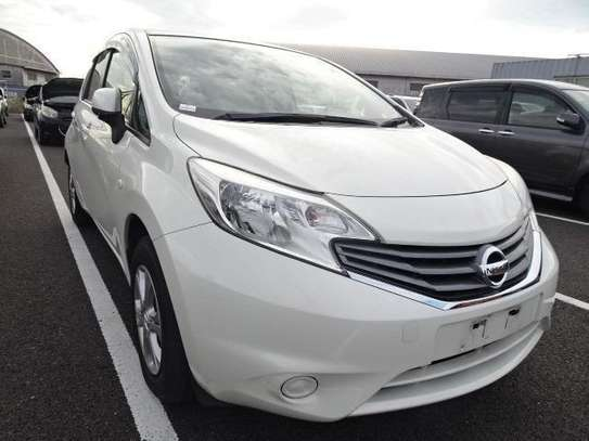NISSAN NOTE 2013  PEARL WHITE