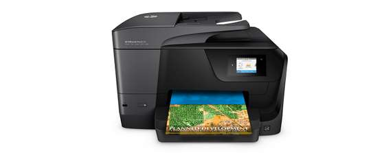 HP OfficeJet Pro 8710 All-in-One Wireless Printer, image 2