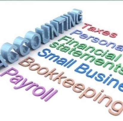 Accounting, bookkeeping, taxation and payrol