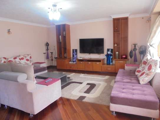 Furnished 4 bedroom townhouse for rent in Runda image 6