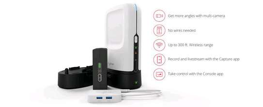 SlingStudio Hub - Bundle with 1 Pack CameraLink, USB-C Expander, Battery image 5