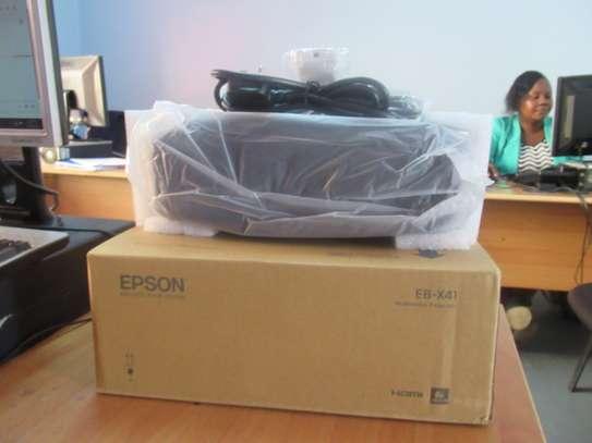 EPSON EB X41 PROJECTOR image 1