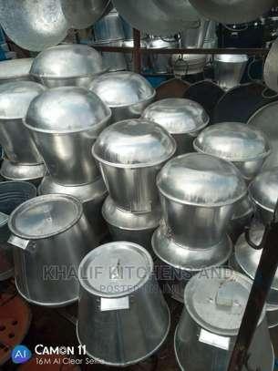 Aluminum Pots. image 1