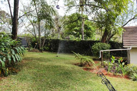 Furnished 2 bedroom house for rent in Old Muthaiga image 17