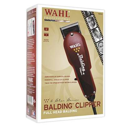 Professional 5-Star Balding Clipper - Red