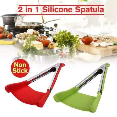 2in1 silicone spatula