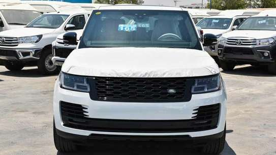 Land Rover Range Rover Vogue image 2