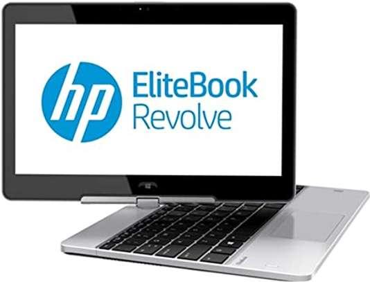 HP EliteBook Revolve 810 G2 Core i5 4GB RAM 256GB SSD 11.6″ Touch image 1
