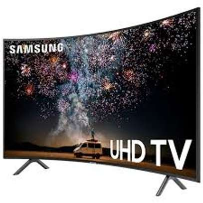 "Samsung 49"" Smart 4K UHD Curved TV"