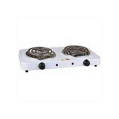 electric double hot plate image 1