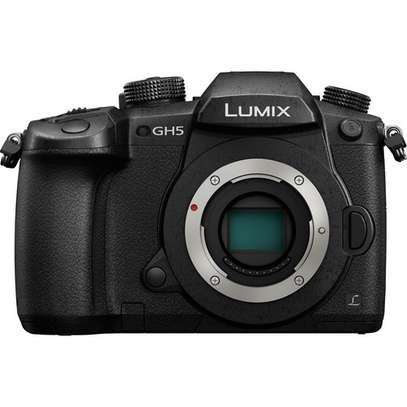 Panasonic Lumix DC-GH5 Mirrorless Micro Four Thirds Digital Camera (Body Only) image 1