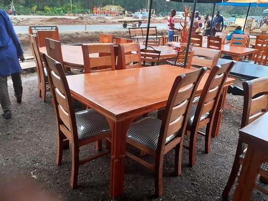 Classy 6 seater dining set image 1