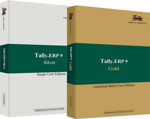 Tally.ERP 9 Accounting Software image 1