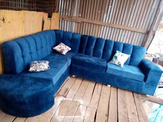 L~shape sofa image 1