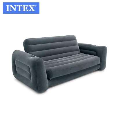 3 seater pullout sofa image 2