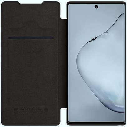Nillkin Qin Series Leather Luxury Wallet Pouch For Samsung Note 10/Note 10 Pro image 4