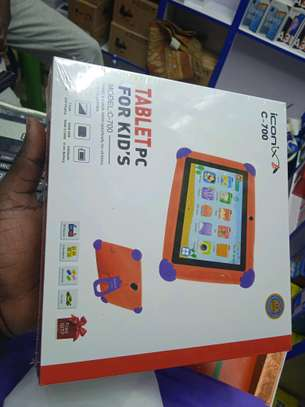 Iconix Kids Tablets, Iconix C700 Latest Tablets, 8GB Memory(in shop) image 2