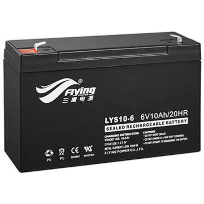6v 10ah rechargeable battery image 1