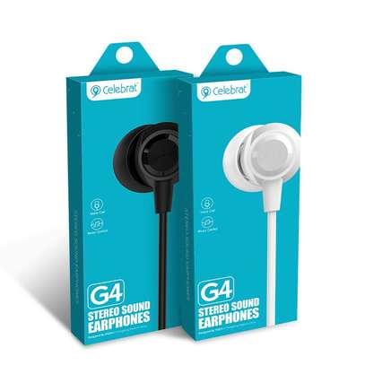 Celebrat Earphones G3, G4, G13 image 3