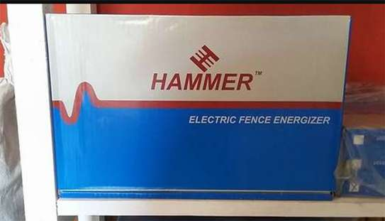 HAMMER EZ630 Electric Fence Energizer