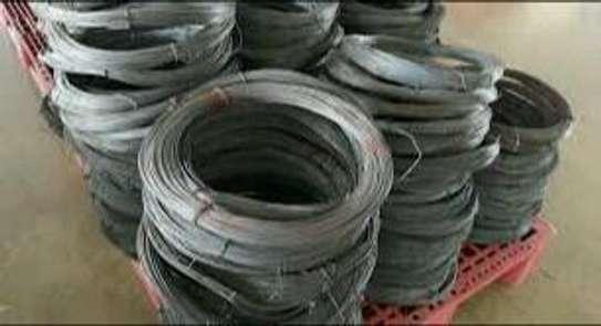 Black Binding wire image 2
