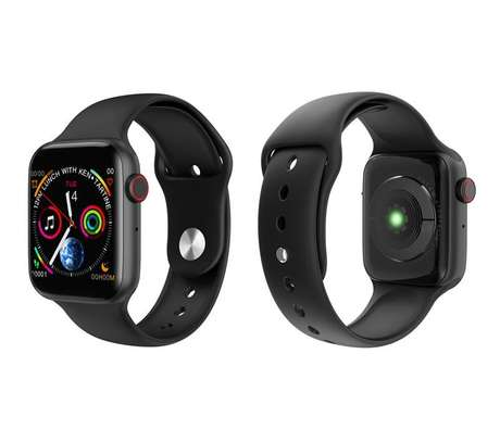 W4 Bluetooth Smart watch with Heart Rate Monitor image 5