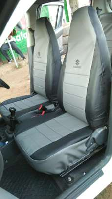 Locally manufactured seat covers