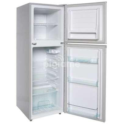 Ramtons 2 door fridge 128 litres image 1