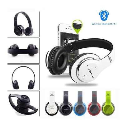 P47 Foldable Bluetooth image 1