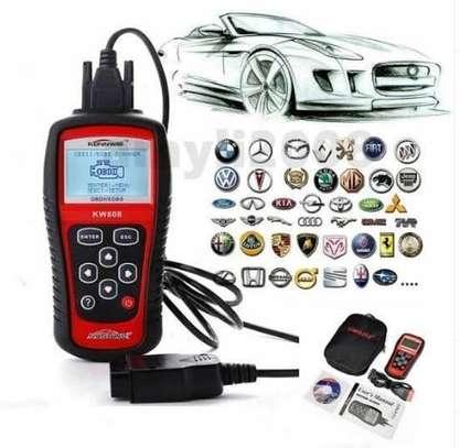Car vehicle scanner/diagnostic image 1