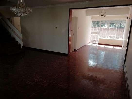 4 bedroom house for rent in Kileleshwa image 3