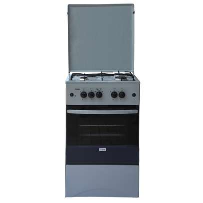 Standing Cooker, 50cm X 50cm, 3 + 1, Gas Oven, Kircili Grey