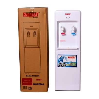 Redberry Hot and Normal Free Standing Water Dispenser
