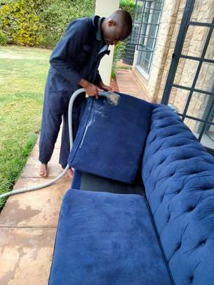 Residential and commercial cleaning services image 1