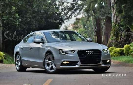 Audi A5 2013 image 2