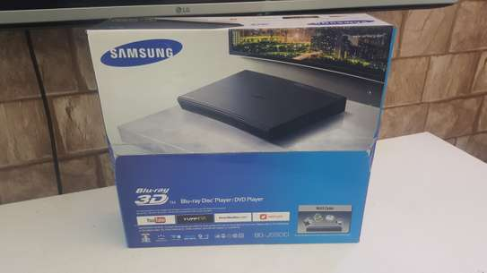 Samsung BD-J5500 3D BluRay Player