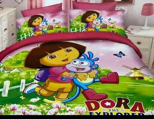 Cartoon themed blankets image 1