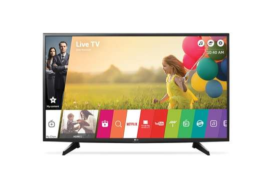 LG 43 inch smart TV  ## image 1