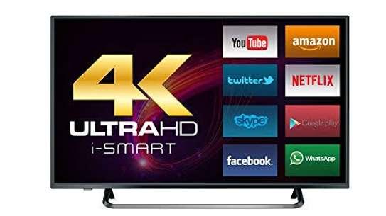 Nobel 50 inches digital smart android 4k TV image 1