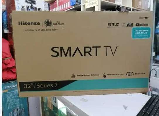 Smart Android Digital LED Hisense TV 32 Inch image 1