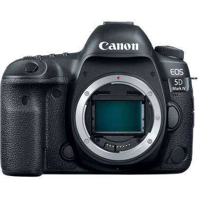 Brand New Canon EOS 5D Mark IV DSLR Camera (Body Only at Shop image 1