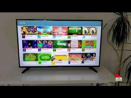 UA82TU8000U - SAMSUNG 82 Inch Crystal UHD 4K SMART TV 2020 MoDEL image 1