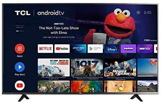 TCL 43 inch New Android Digital Smart Tv image 1